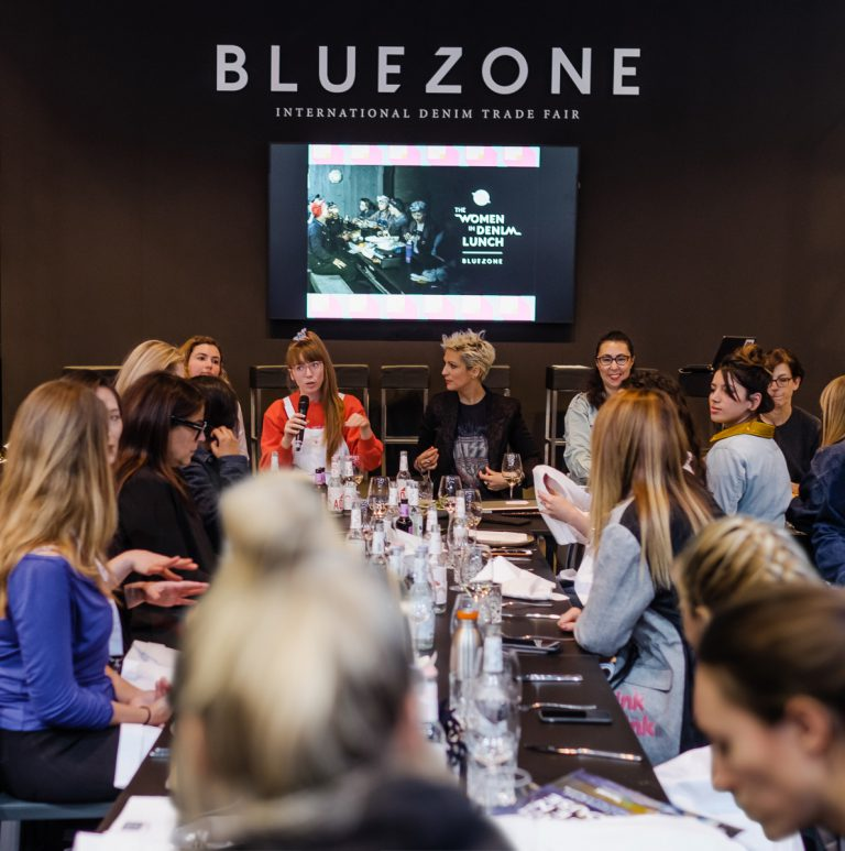 Bluezone supports the women in Denim