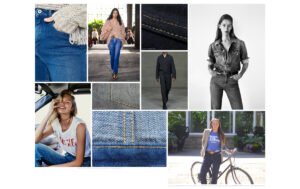DENIM TREND #3: BEAUTY OF NOTHING