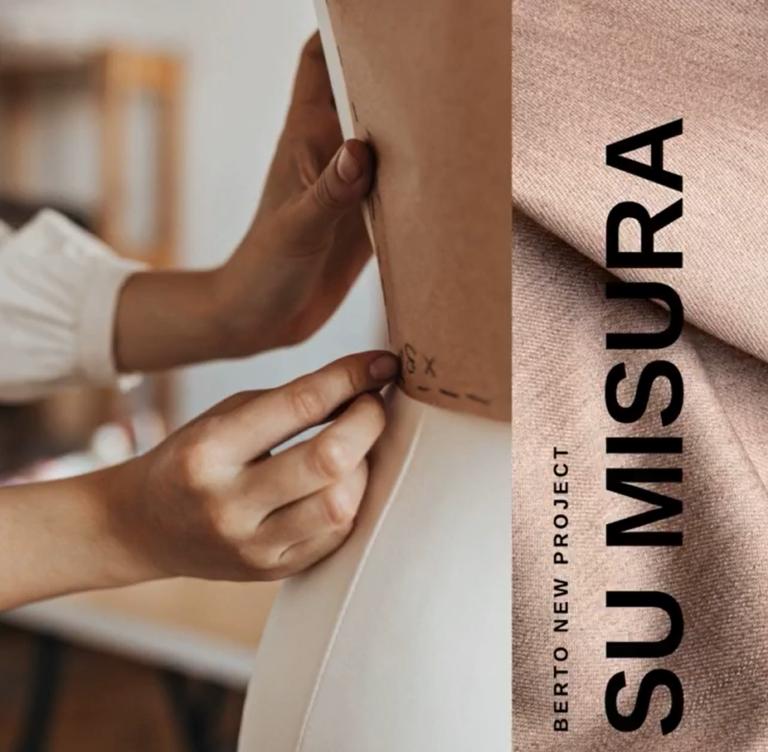 """""""SU MISURA"""" – BERTO'S SPECIAL SERVICE"""
